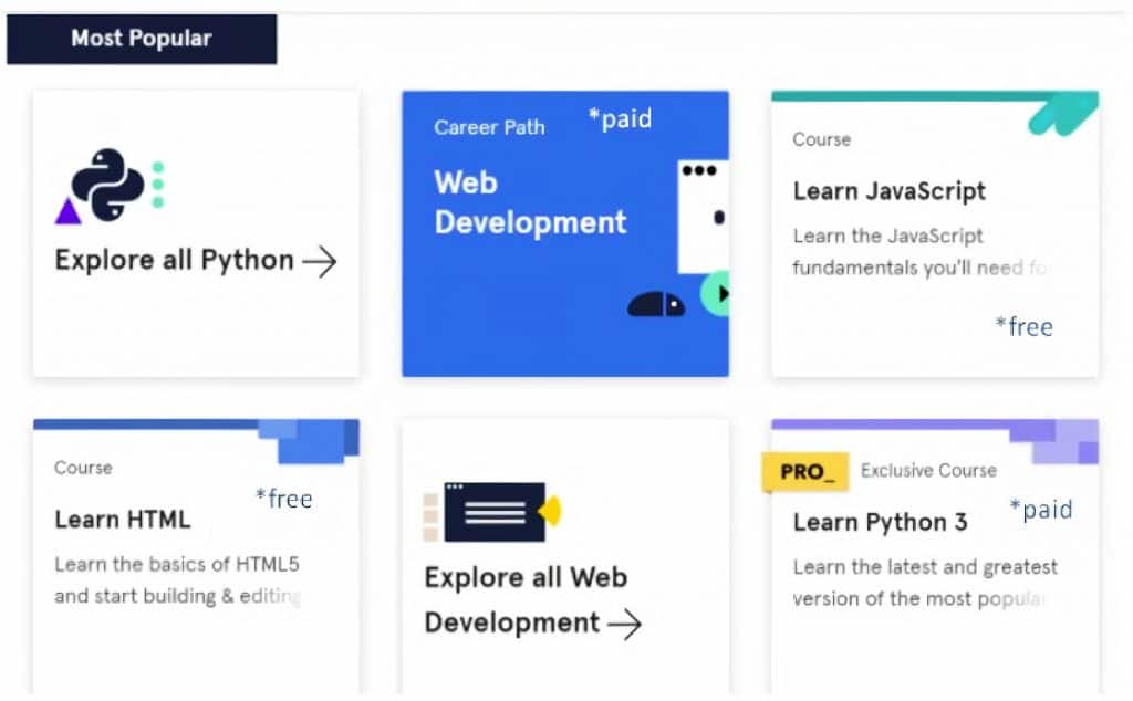 Codecademy PRO Review
