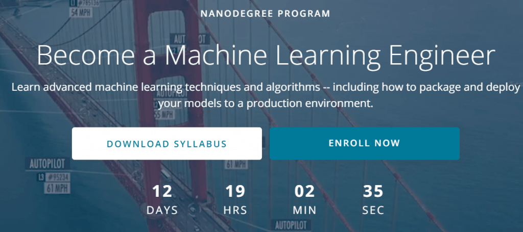 Udacity Machine Learning Review