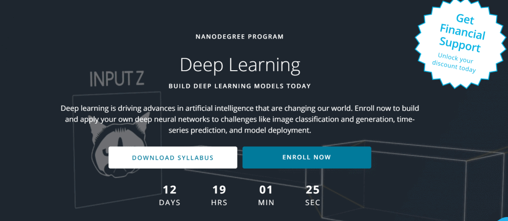 udacity deep learning review